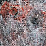 Obrazy - J&M /abstraktná maľba na plátne - akryl a sprej/ - 9904936_