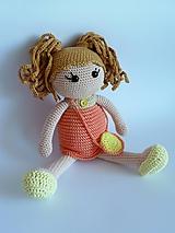 Háčkovaná bábika (Hnedá)