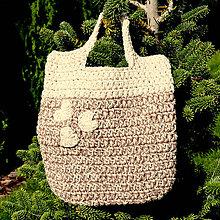 Nákupné tašky - nákupná taška - 9902559_