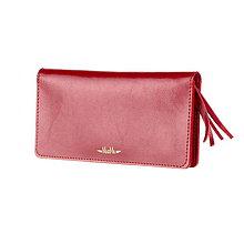 Peňaženky - Dámska kožená peňaženka veľká MARIMA  (Červená) - 9903481_