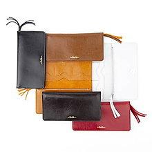 Peňaženky - Dámska kožená peňaženka veľká MARIMA  - 9903529_