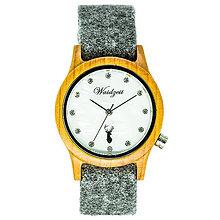 Náramky - Drevené hodinky Alpin Dolomiten - 9903079_