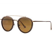 Iné doplnky - Meerblick slnečné okuliare bronz - 9903452_