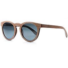 Iné doplnky - Sonnblick slnečné okuliare z dreva orech - 9903505_