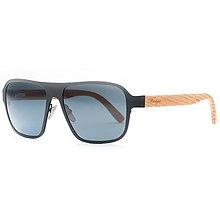 Iné doplnky - Bergblick drevené slnečné okuliare čerešňa - 9903538_