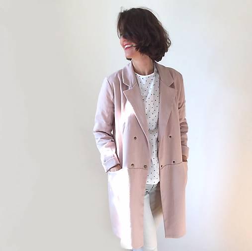 Kabáty - girlfriend jacket .úplet - 9905790_