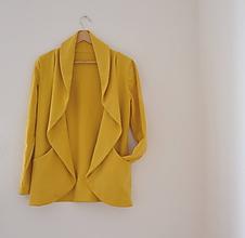Kabáty - wrap s vreckami  (Červená) - 9905666_