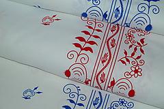 Textil - Látka Cibuľová bordúra - 9905542_