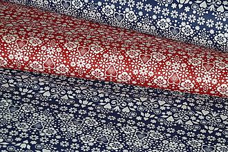 Textil - Látka Drobný folklór - 9905447_