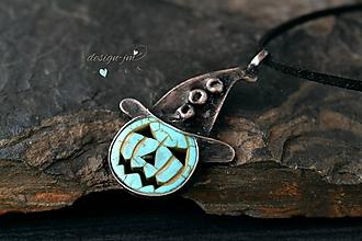 Náhrdelníky - Halloween - 9905636_