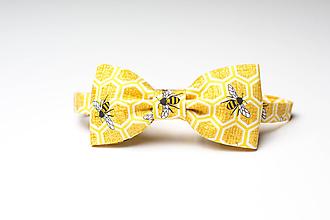 Doplnky - Motýlik včelár - 9907008_