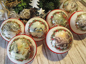 Dekorácie - Vianočné ozdoby - 9906692_