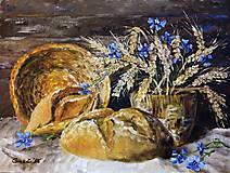 Obrazy - Chlieb náš každodenný - 9905149_