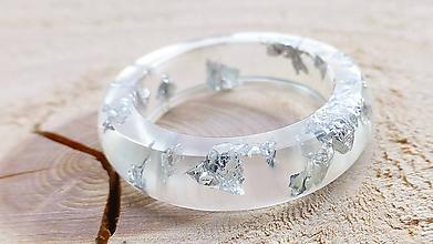 Prstene - Živicový prsteň - 9905958_