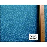 Úžitkový textil - Bavlnené romantické posteľné návliečky (Petrolejová so sivými kvietkami) - 9905135_