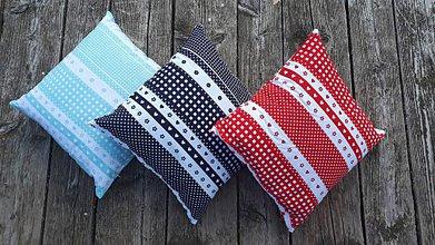Úžitkový textil - Obliečky na vankuše  (Folk sada) - 9909976_