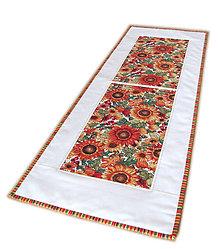 Úžitkový textil - Obrus jesenný - 9909483_