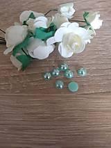 Korálky - Korálky perlička - 9907630_