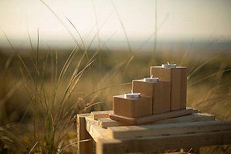 Svietidlá a sviečky - Vanilkový Sen - 9910158_