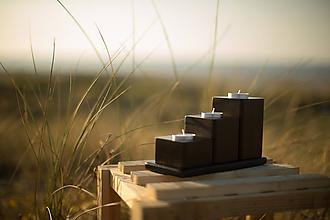 Svietidlá a sviečky - Čokoládový Sen - 9910167_
