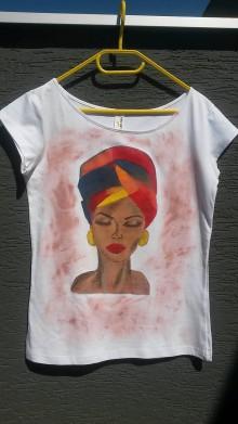 Tričká - tričko mulat žena - 9907865_