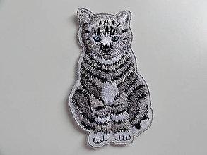 Nezaradené - Nášivka - mačka - 9907908_