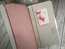 Papiernictvo - Wild red zápisník - 9908434_