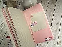 Papiernictvo - Wild red zápisník - 9908440_