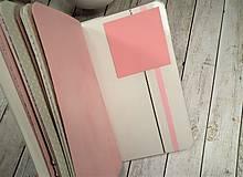 Papiernictvo - Wild red zápisník - 9908442_