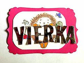 Magnetky - Vierka - 9910352_