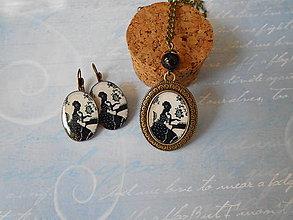 Sady šperkov - Šachová dáma II. - 9909461_
