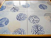 """Obrazy - """"Mikrosvět"""" porcelánový obraz - 9910445_"""