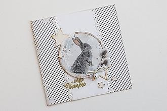 Papiernictvo - Vianočná pohľadnica - 9907346_