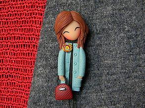 Odznaky/Brošne - Barbara - 9909878_
