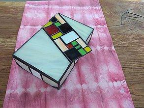 Krabičky - Šperkovnica - 9910131_