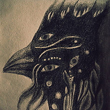 Kresby - Vtáčí ostrov - 9910281_
