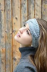 pletena čelenka