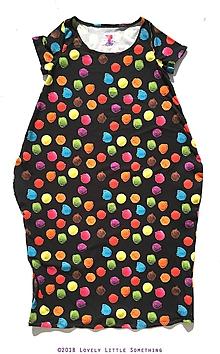 Šaty - Zmrzlinové šaty