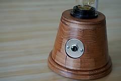 Svietidlá a sviečky - Stolná lampa BASIX - 9912858_
