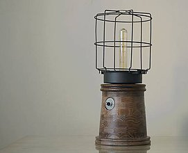 Svietidlá a sviečky - Stolná lampa MORDOR - 9912693_