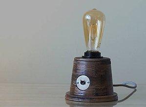 Svietidlá a sviečky - Stolná lampa BASIX - 9912851_