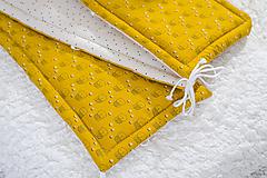 Textil - Mantinely do postieľky - 9913405_