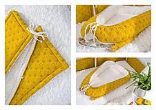 Textil - Mantinely do postieľky - 9913406_