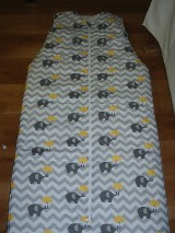 Textil - spací vak - 8730236_