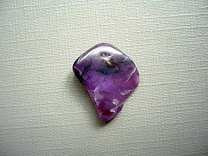 Minerály - Troml. kámen – sugilit 18 mm, č.2f - 9913771_