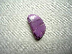 Minerály - Troml. kámen – sugilit 16 mm, č.15f - 9913798_