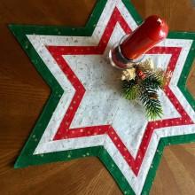 Úžitkový textil - Vianočné prestieranie - 9912913_