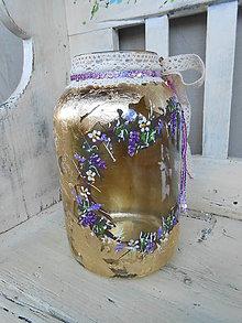 Svietidlá a sviečky - Vinárske srdce 3 - 9911961_