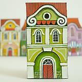Odznaky/Brošne - Dům na Jarní ulice - 9912686_