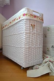 Košíky - Kôš na použité prádlo IKO - 9911518_